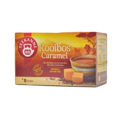 Teekanne Sun-dried Rooibos Tea With Creamy Caramel Flavour 35g