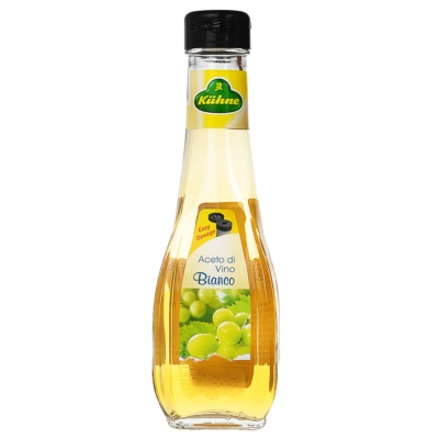 Kiihne White Wine Vinegar 250ml