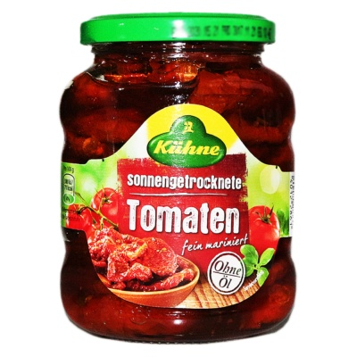 Kuhne Sundried Tomatoes 340g