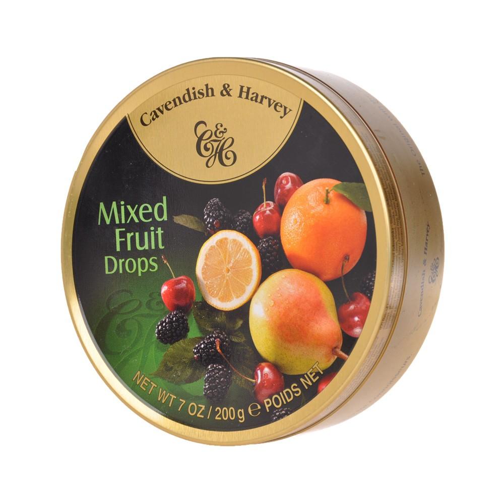 Cavendish&Harvey Mixed Fruit Drops 200g