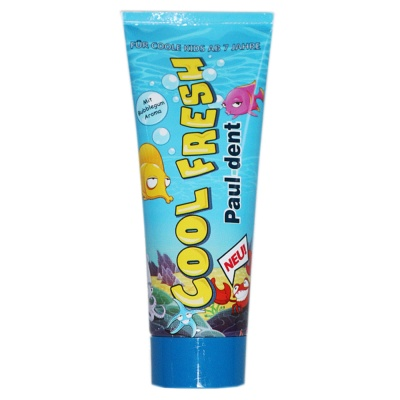 Paul-Dent Children Toothpaste (6-12 Years) 75ml