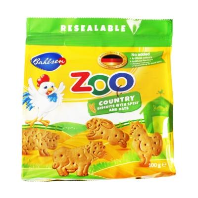莱布尼兹农场动物型饼干 100g