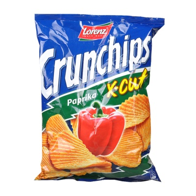 Lorenz Paprika Crunchips 150g