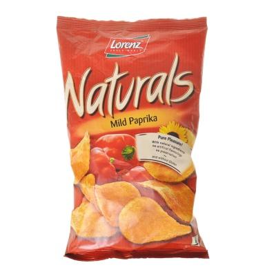 劳仑兹红椒薯片 100g