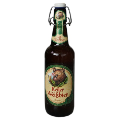 Keiler Weifbier Beer 500ml