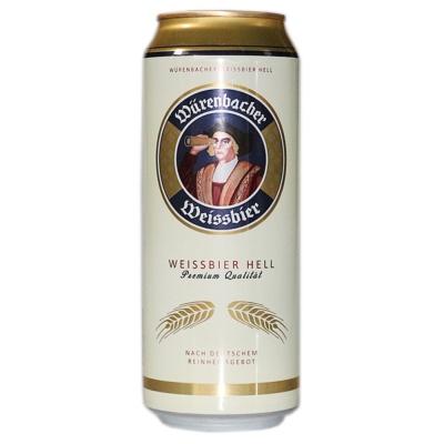 爱士堡小麦啤酒 500ml