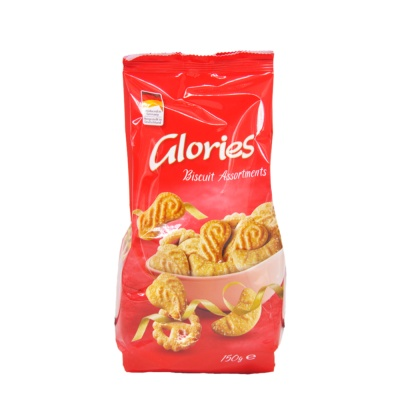 Glories Biscuit Assortment 150g