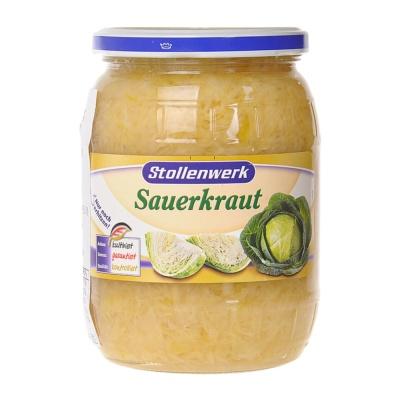 Stollenwerk Sauerkraut 680g
