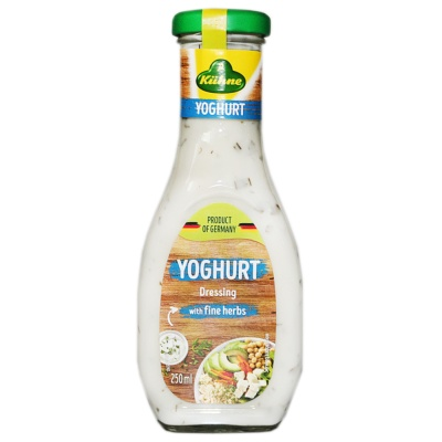 Kuhne Yoghurt Salad Dressing 250ml