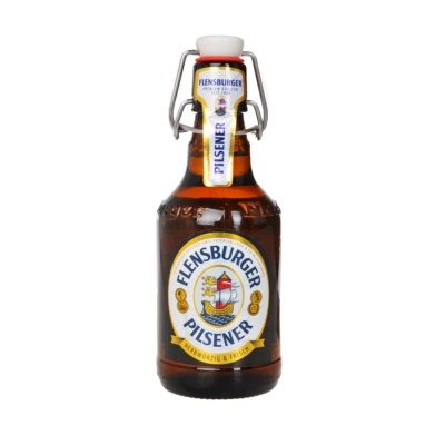 Flensburger Pilsener Beer 330ml