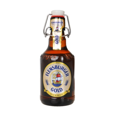 Flensburger Gold Beer 330ml