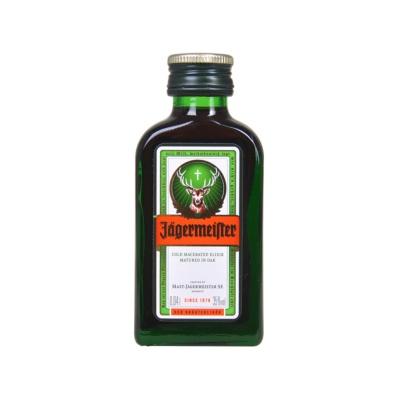 JAGERMEISTER Liqueur 40ml