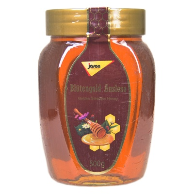 Jason Golden Selection Honey 500g
