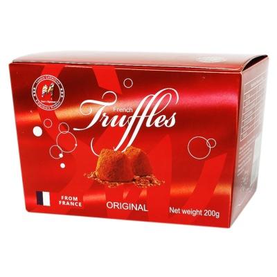Sasa's Sweetrip 1886 Original Truffle-shaped Cocoa Chocolate 200g