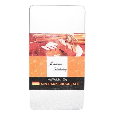 Roman Holiday 50% Dark Chocolate 100g