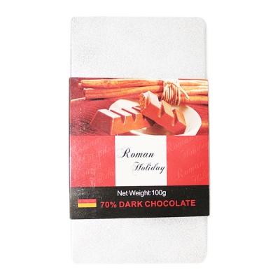 罗马假日70%黑巧克力 100g