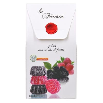 Pfelino BlackBerry & Raspberry Jelly 100g