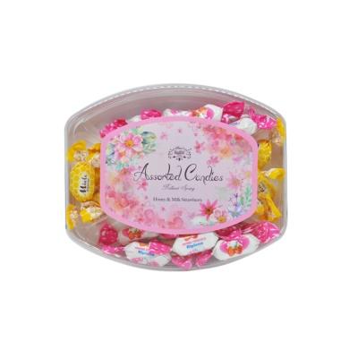 Sasa'S Honey & Milk Strawberry Assorted Candies 165g