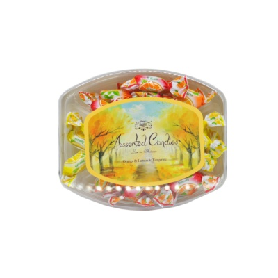 Sasa'S Triangle Fruit Assorted Candies 165g