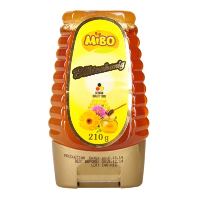 Mibo Blutenhonig Honey 210g