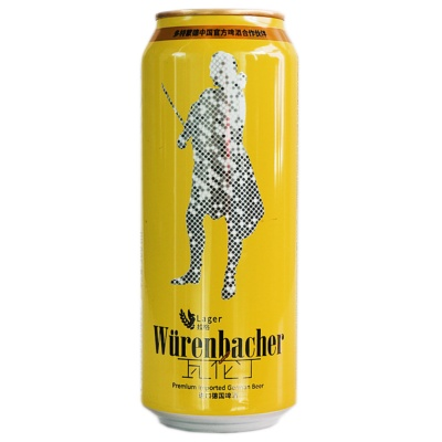Würenbacher Lager Beer 500ml