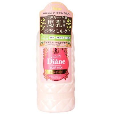 Diane Body Milk (Tiara floral) 250ml