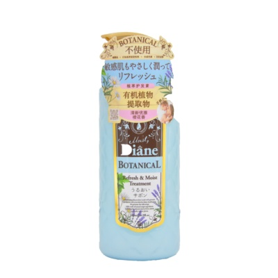 Diane Botanical Refresh&Moist Treatment 480ml