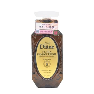 Diane Extra Damage Repair Shampoo(Organic Argan Oil&Amino Keratin) 450ml