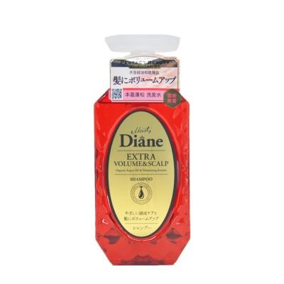 Diane Extra Volume&Scalp Shampoo(Organic Argan Oil&Volumizing Keratin) 450ml