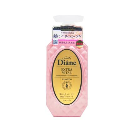 Diane Extra Vital Shampoo(Organic Argan Oil&Vitalizing Keratin) 450ml