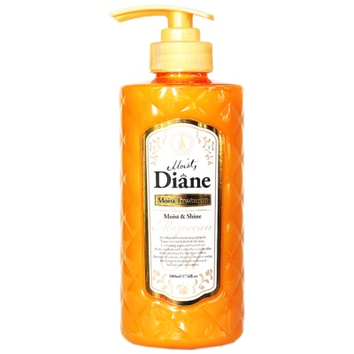Moist Diane Moroccan Oil Moist Treatment Conditioner 500ml
