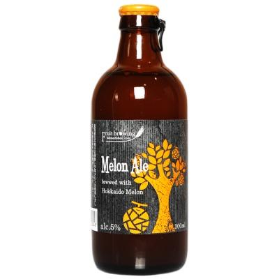 Hokkaido Melon Ale Beer 300ml