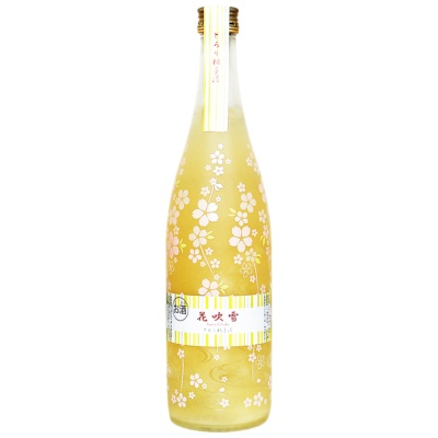 Hana Fubuki Grapefruit Wine 720ml