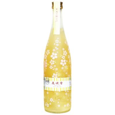 花吹雪果肉柚子酒 720ml