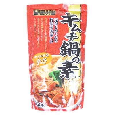 Kimchi Flavored Hot Pot Soup 750g