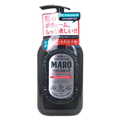 摩隆男士洗发水立体丰盈型 480ml
