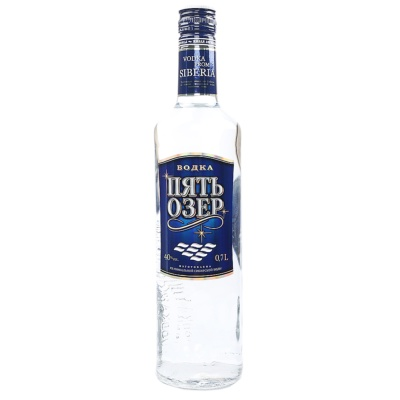 Five Lake Vodka 700ml