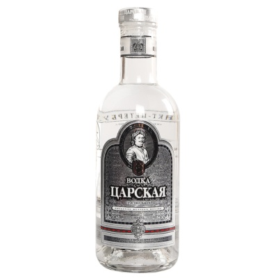 Czar Silver Vodka 500ml
