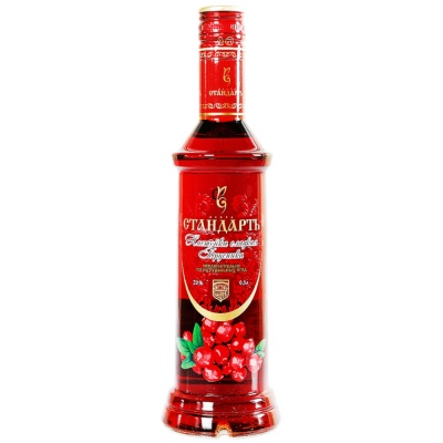 Cтандарт Cowberry Flavor Sweet Wine 500ml