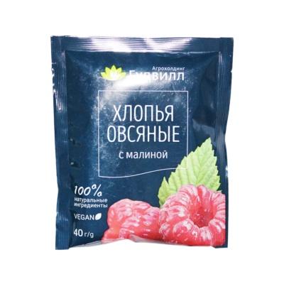 Valley Deville Raspberry Flavoured Oats 40g