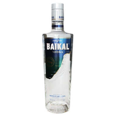 Berga Lake Vodka 500ml
