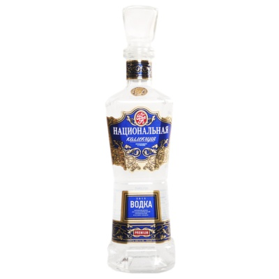 National Soul Gold Vodka 500ml