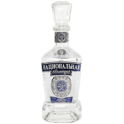 National Soul Collection Vodka 500ml