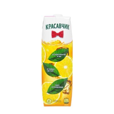 花花公子牌柠檬味红茶饮料 950ml
