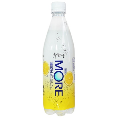 More Lemon Sparkling Water 560ml