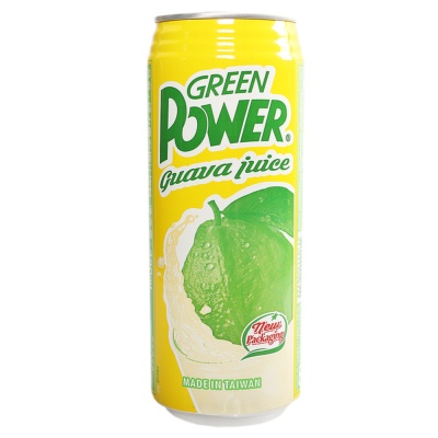 Green Power 500 Guava Juice Drink 490ml