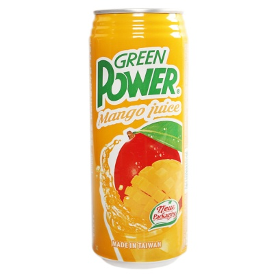Green Power 500 Mango Juice Drink 490ml