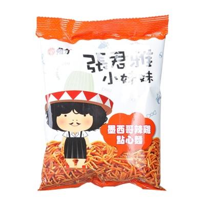 Zhangjunya Mexico Spicy Chicken Snack Noodles 78g