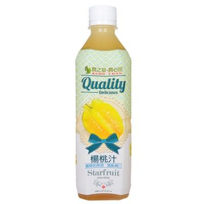 Ruhn Chan Starfruit Juice Drink 480ml
