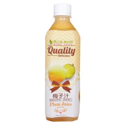 Ruhn Chan Plum Juice Drink 480ml